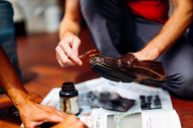 how to care for expensive shoes